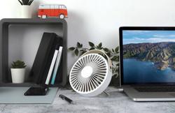 Ventilateur de table USB