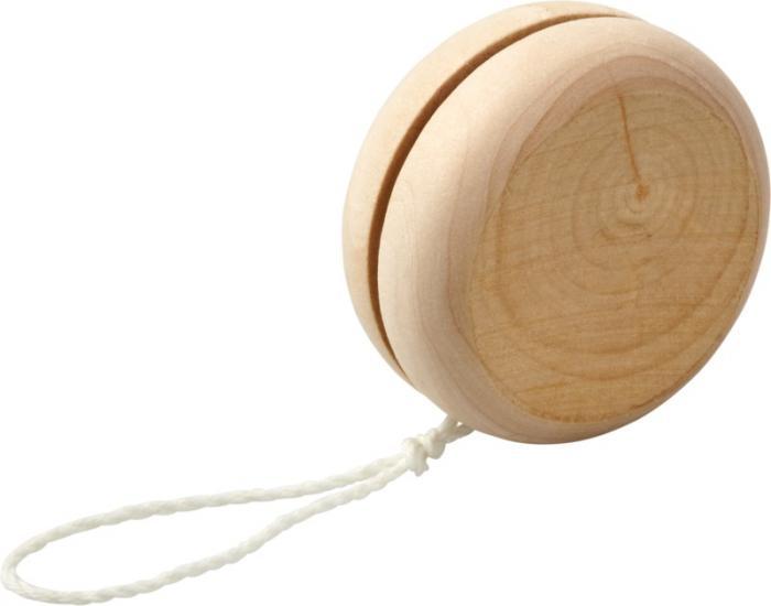 Yoyo en bois
