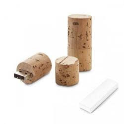 Clé USB en liège