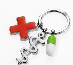 Porte-clés pharmacie