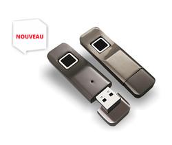 USB reconnaissante digitale