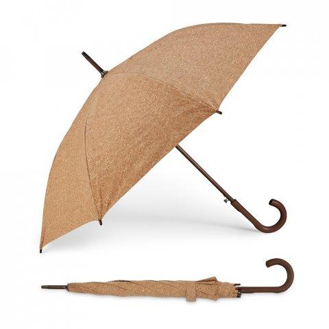 Parapluie en liège