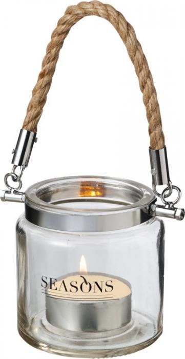 Lanterne Solano en verre