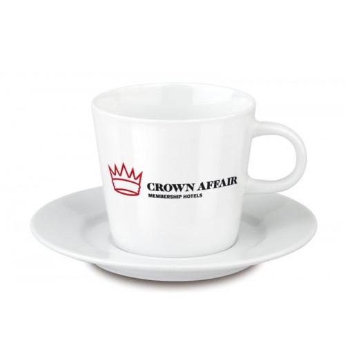 Tasse et soucoupe - Fancy Espresso Duo