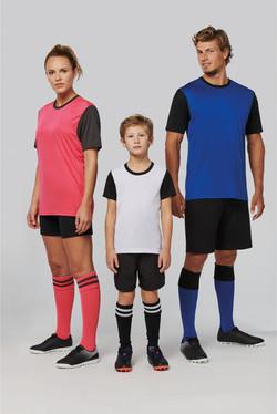 Tenue de sport - bicolore