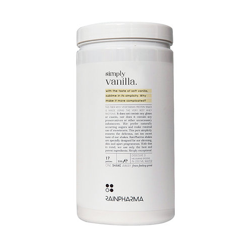RainPharma Shake Simply Vanilla