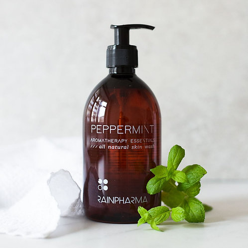 Skin Wash Peppermint 500ml