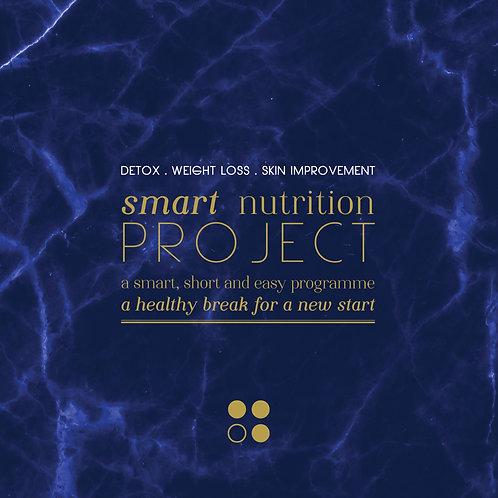 Smart Nutrition Project - DETOX BOX - Basic