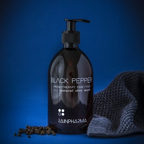 Skin Wash Black Pepper 500ml