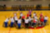 כדורסל נכים קבוצת נשים מרכז הספורט לנכים ראשון לציון