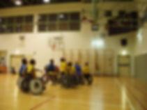 כדורסל נכים מרכז הספורט לנכים ראשון לציון