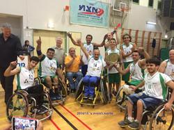 אליפות ליגה לאומית 2015