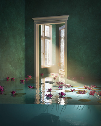 By The Lilies