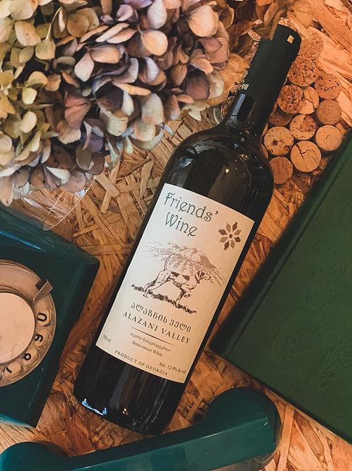 Алазанская Долина Белое Friends' Wine