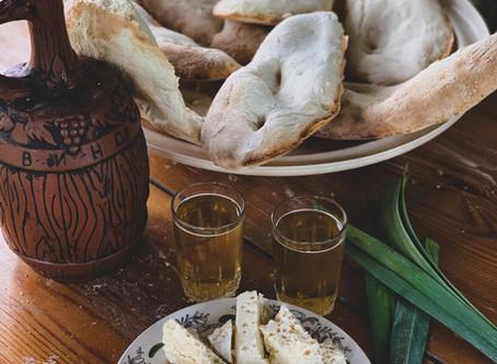 Пей вино с региональными продуктами