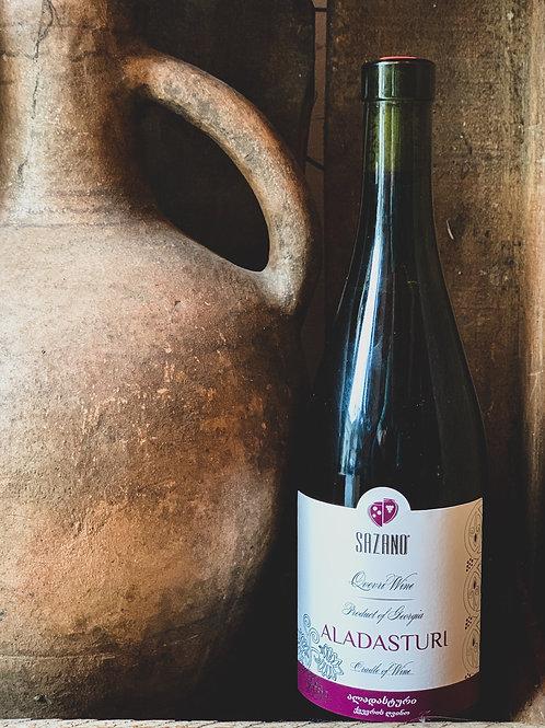 Аладастури Sazano Winery