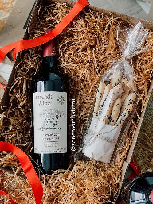 Саперави Friends' Wine