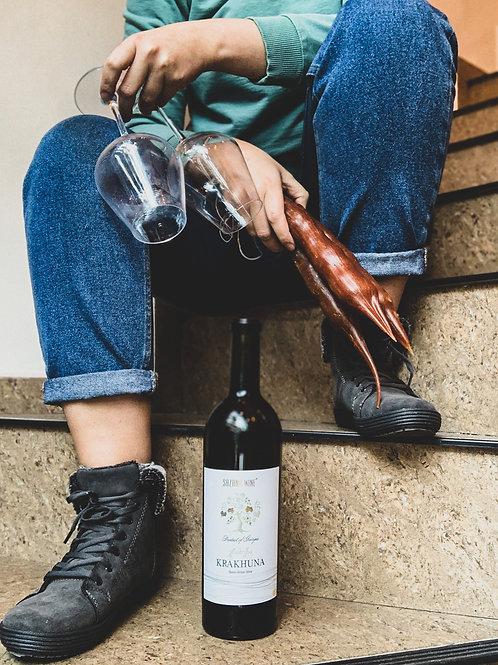 Крахуна Sazano Wine