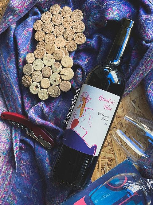 Оцханури Сапере Gavantsa's Wine