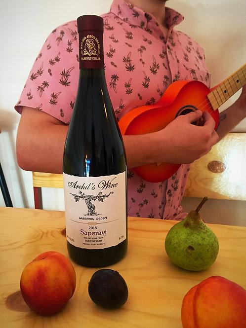 Саперави Archil's Wine