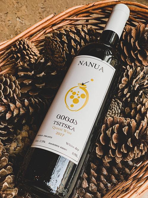 Цицка Nanua Wine