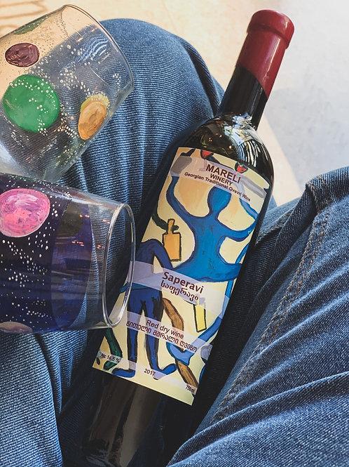 Саперави Mareli's Winery