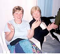 2005 Safari - Gloria's Answer to Prayer...