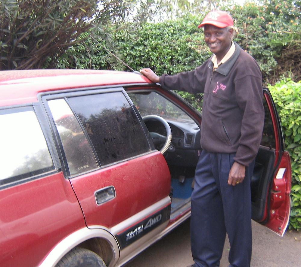Mugo Car