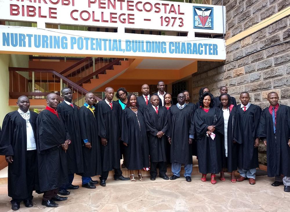 Niarobi Pentecostal Bible Collefe