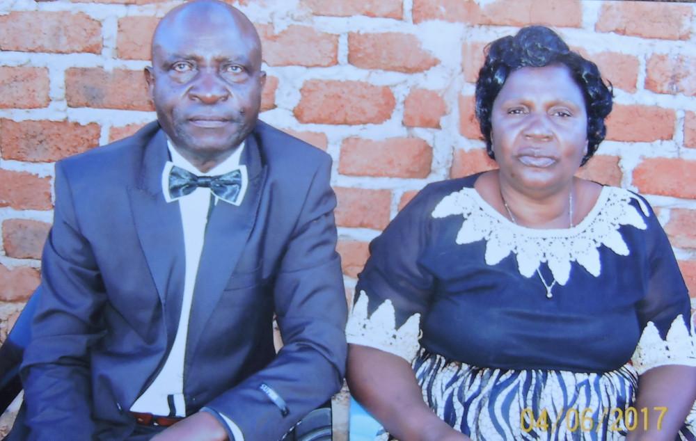 Masangu and wife