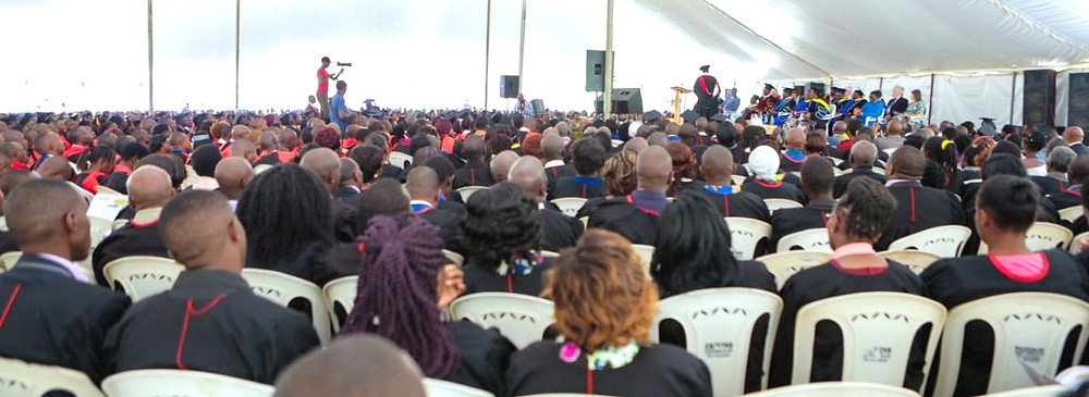 Nairobi Pentecostal Bible College Graduation
