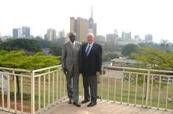 Joseph Mugo, Charles Willner,  Nairobi S