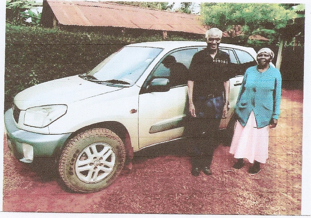Mugo and New RAV4