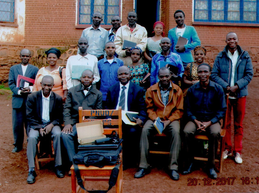 Assemblies of God in Congo