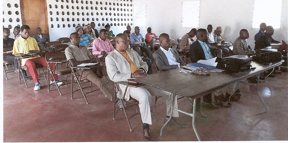 International Bible College, Kalemie