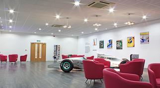 Automotive Showroom