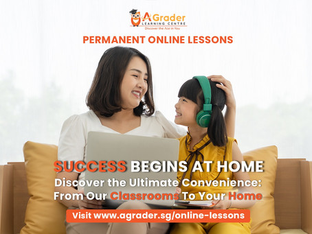 [FREE For First 14 Days] - Permanent Online Lessons with AGrader