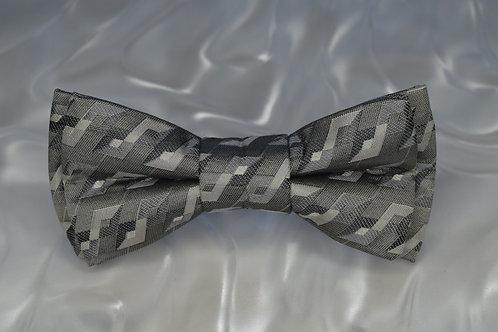 Silk Two Tone Silver