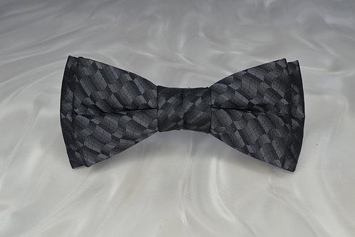 Silk Two Tone Black