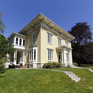 Spicer Mansion | Mystic, CT