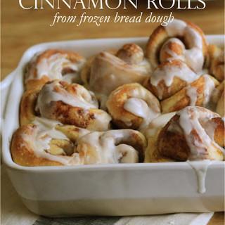 JSH Cinnamon Rolls