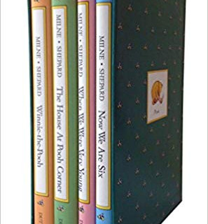 Poohs Library   A.A. Milne
