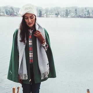 Winter  | Classy Girls Wear Pearls