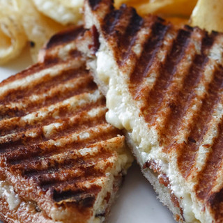 Ina Garten Ultimate Grilled Cheese