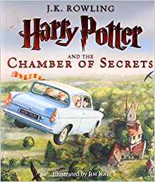 J.K. Rawling And the Chamber Of Secrets