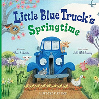 Little Blue Truck's Springtime   Alice Schertle