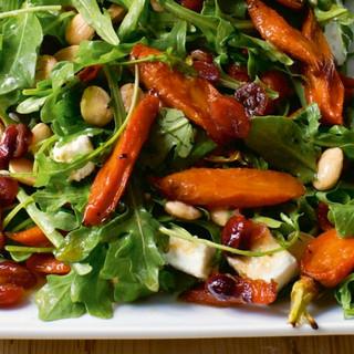 Ina Garten Maple Roasted Carrot Salad