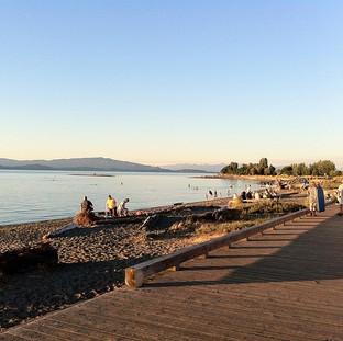 Qualicom Beach/BC/Canada