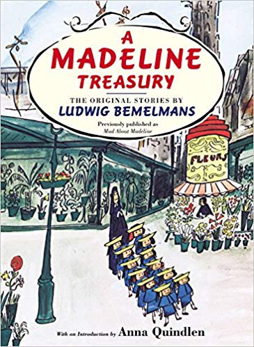 Ludwig Bemelmans A Madeline Treasury