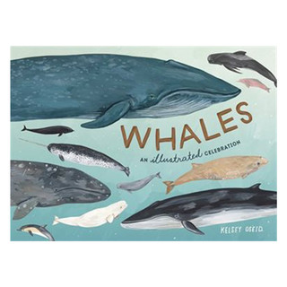 Kelsey Oseid   Whales, An Illustrated Celebration